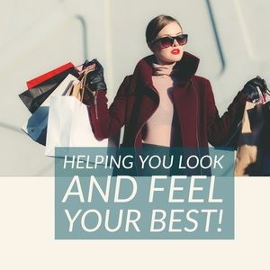 Time for a new wardrobe! We can help!